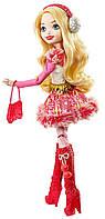 Эппл Вайт кукла Mattel из серии Эпическая Зима Эвер Афтер Хай, Ever After High Epic Winter Apple White
