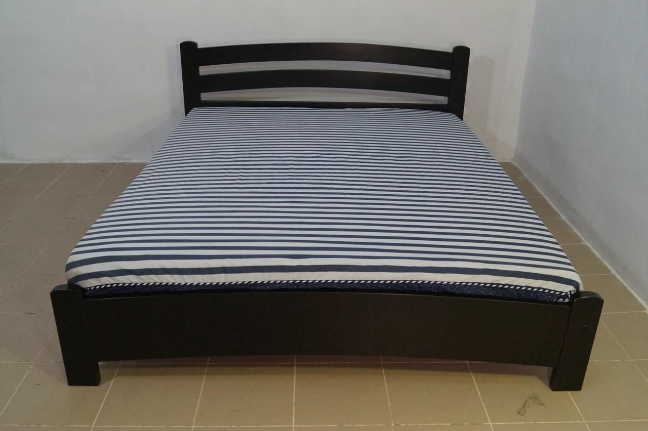 """Кровать двуспальная """"Рушничок"""" (от 120 до 180)"""