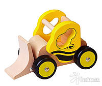 "Игрушка Viga Toys ""Бульдозер"" (59672VG)"
