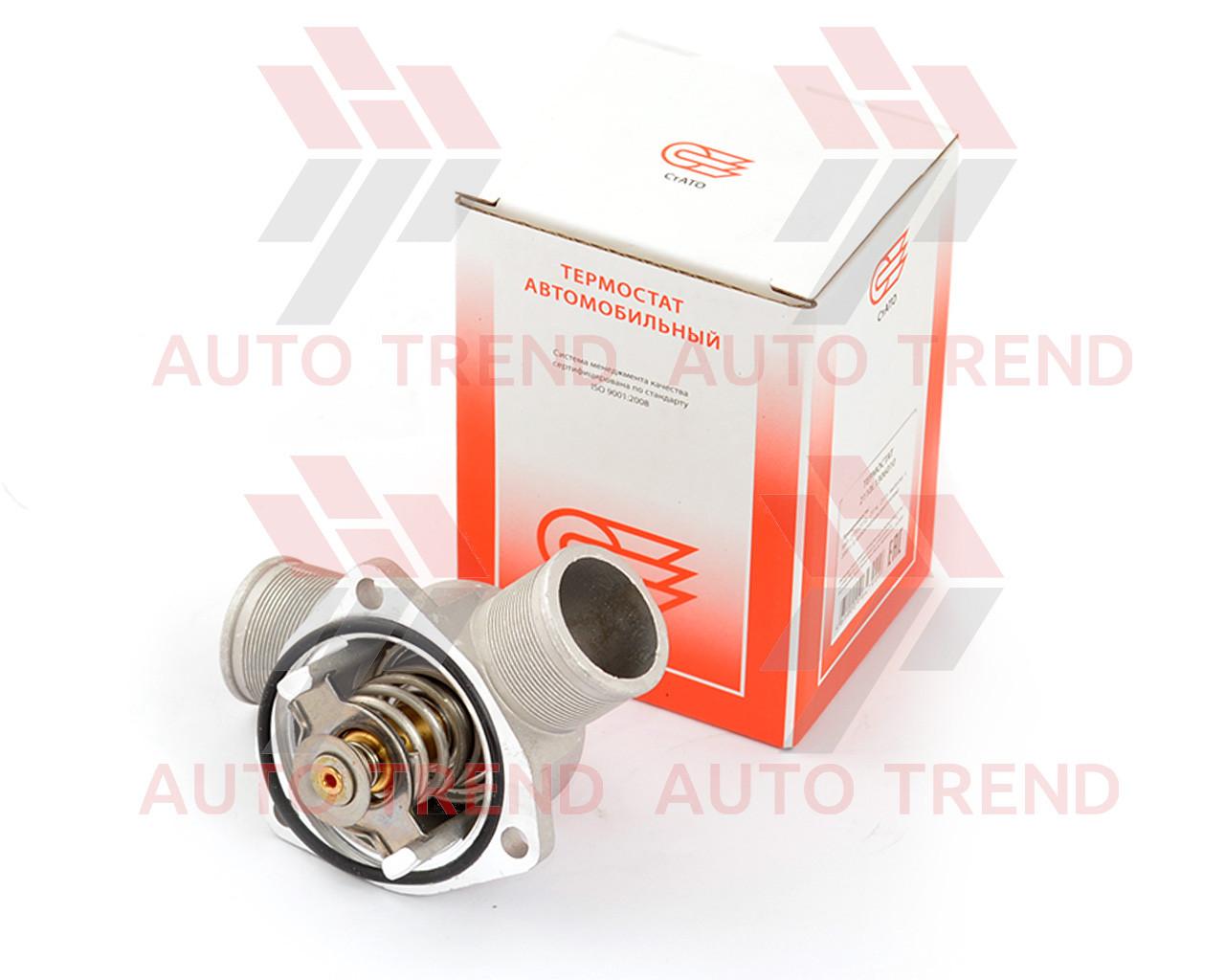 Крышка термостата ВАЗ 2110-2112, 2114, 2115 выпуска с 2003 г. с термоэлементом