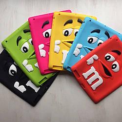 Силиконовый чехол M&M's для iPad 2/3/4