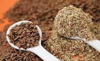 Мука из семян льна 1кг Украина - 05632