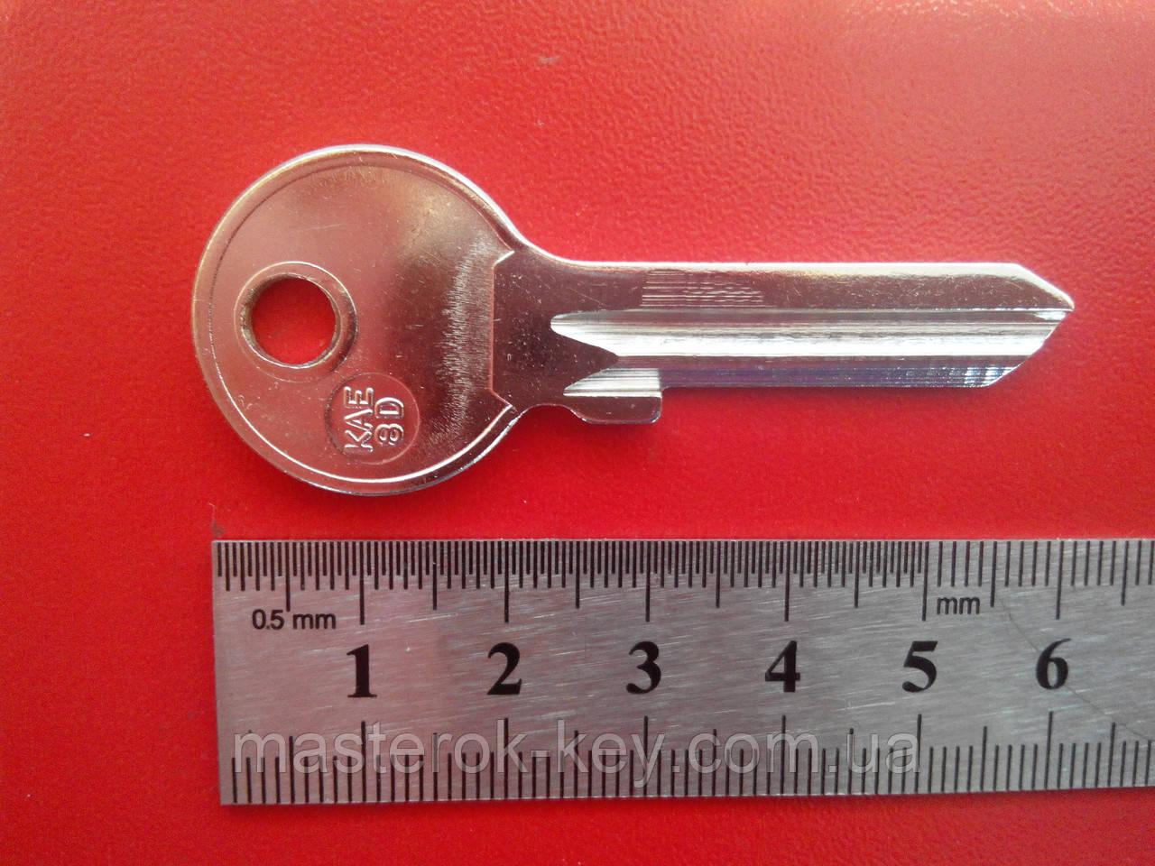 Заготовка ключа KAE-8D