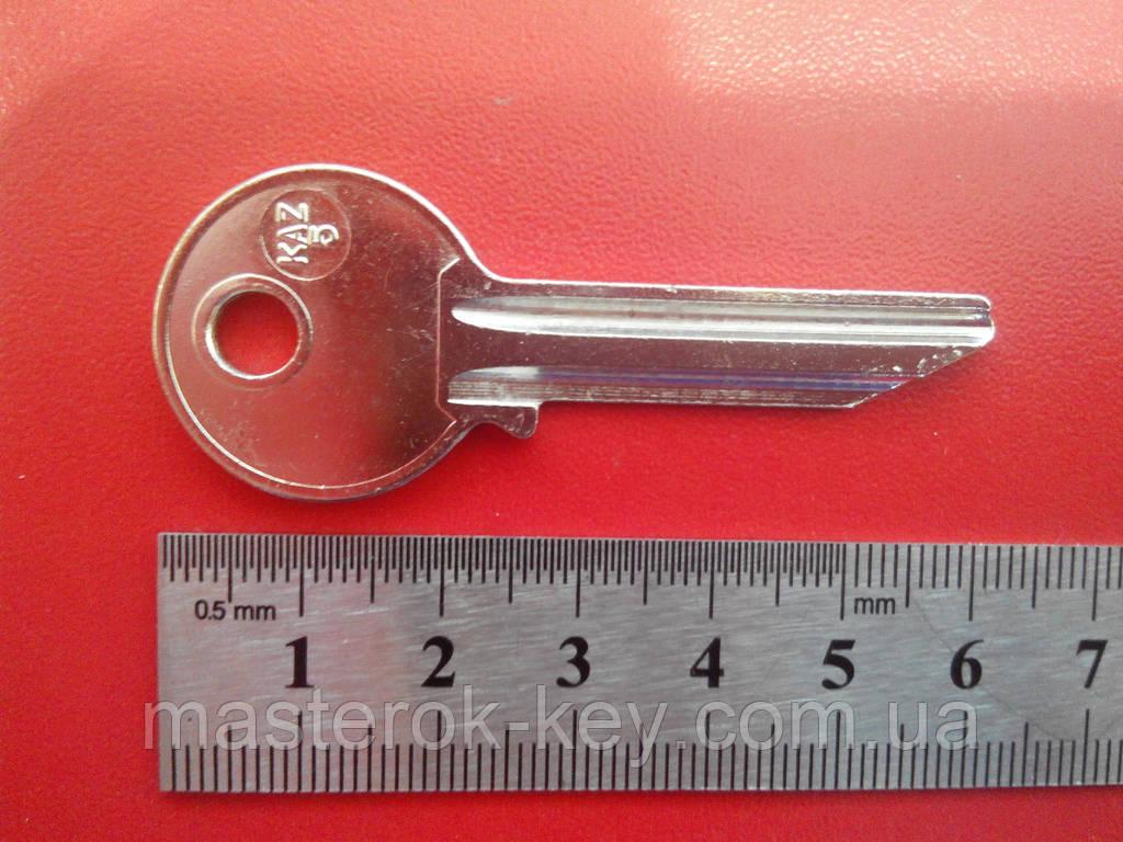 Заготовка ключа KAZ-5