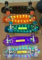 Скейт со светом BT-YSB-0028