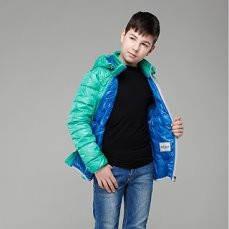 Куртка детская демисезонная Дени