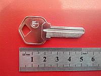 Заготовка ключа KWI-1