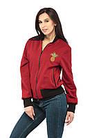 Женская куртка бомбер КВ-9., фото 1
