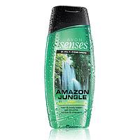 Шампунь-гель для душа для мужчин с дезодорирующим эффектом «Сила притяжения», 250 мл
