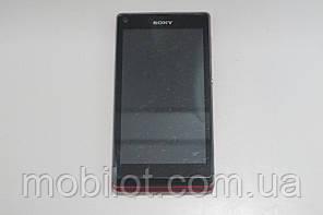 Мобильный телефон Sony Xperia L C2105 Red (TZ-1970) На запчасти