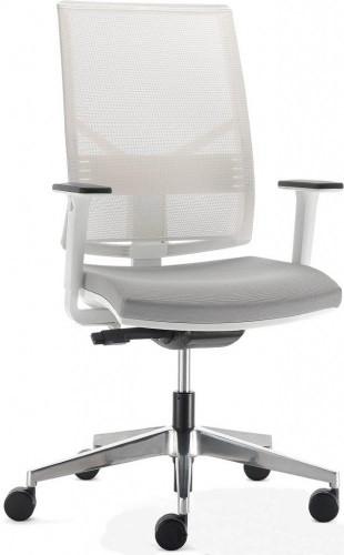 Кресло компьютерное ортопедическое Enrandnepr PLAY белый