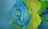 """Букет-дублер для невесты """"Огромная роза"""",патриот.цвета"""