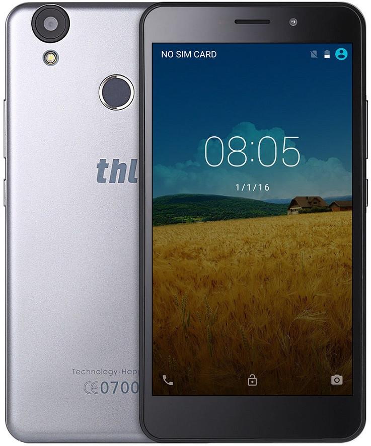 "THL T9 Pro space gray  2/16 Gb, 5.5"", MT6737, 3G, 4G"
