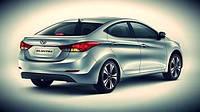 Авточехол Hyundai Elantra MD 2010-2015