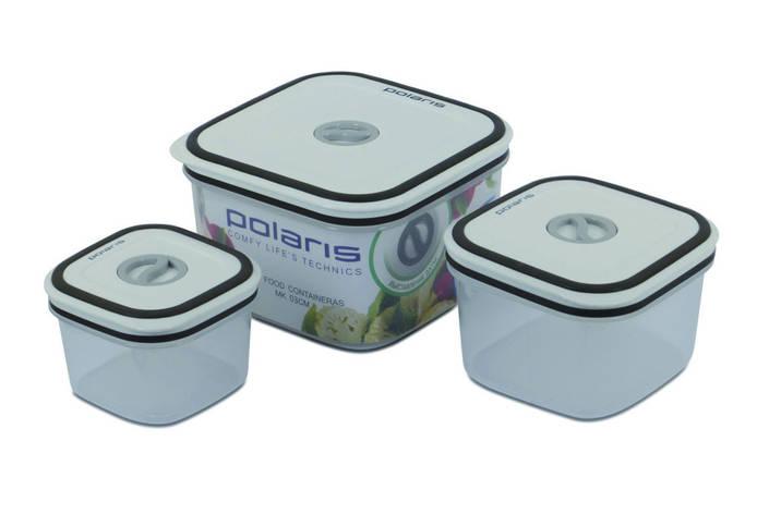 Набор контейнеров POLARIS МК 03 СМ, фото 2