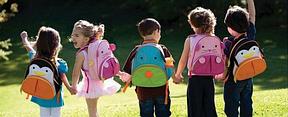 Сумки, рюкзаки детские