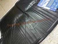 Коврик в багажник из полиуретана Novline на Lexus lx470 1998-2007 бежевый