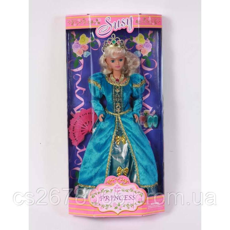"Кукла Сьюзи ""Принцесса"" 2616WBX блондинка"