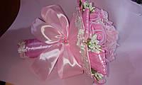 """Букет-дублер для невесты """"Розовый зефир"""""""