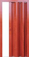 Двери-гармошки Melody Вишня  2030х820 мм