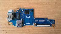 Плата uab и LAN ноутбука Toshiba Portege Z835-P330