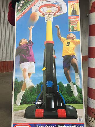 Баскетбольный набор раздвижной Little Tikes 4339, фото 2