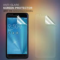 Защитная пленка Nillkin для Asus Zenfone 3 Zoom (ZE553KL) матовая
