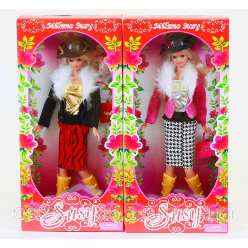 "Кукла Сьюзи ""Миланка"" 2910WBX блондинка"