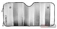 Шторка солнцезащитная CarLife SS150 зеркальная, 150*80 см
