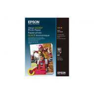 Бумага для фотопринтера Epson A4 Value Glossy 50 л. (C13S400036)