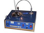 Аппарат ТВЗ с калибровкой для определения вспышки в закрытом тигле
