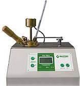 Апарат ПЕ-ТВЗ напівавтоматичний для визначення температури спалаху в закритому тиглі