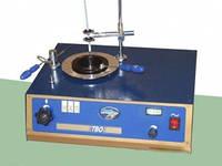 Аппарат ТВО с калибровкой для определении температуры вспышки в открытом тигле