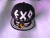 Кепка молодежная рэп EXO