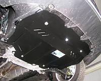 Защита двигателя Skoda Superb 2008- (Шкода Суперб)