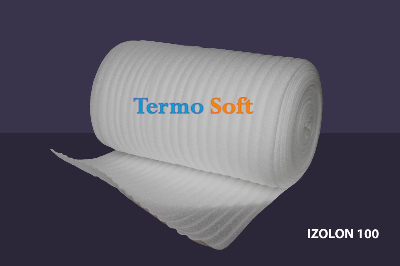 Материал для теплоизоляции. Вспененный полиэтилен,полотно НПЭ-5мм