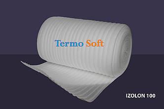 Материал для теплоизоляции. Вспененный полиэтилен,полотно НПЭ-3мм