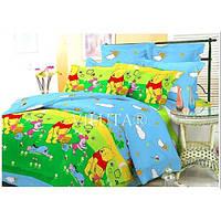 Детское постельное белье Ранфорс(хлопок)9845ТМ Вилюта