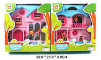 Домик для кукол в кор. /24/(1151AB)