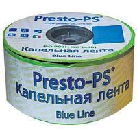 Капельная лента щелевая Blue Line 0,18 (2,4 л/ч) 20 см бухта 500 метров