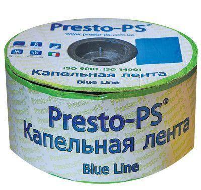 Капельная лента щелевая Blue Line 0,18 (2,7 л/ч) 30 см бухта 500 метров