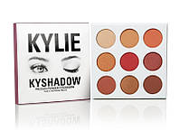Тени Kylie Cosmetics Kyshadow The Burgundy Palette, фото 1