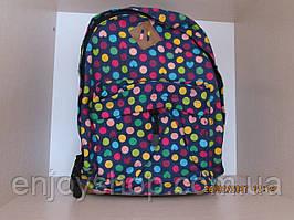 Рюкзак детский цветной Big rainbow pink
