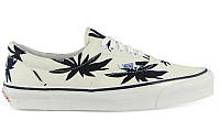 Кеды мужские Vans Vault OG Era LX Palm Leaf (White / Navy)