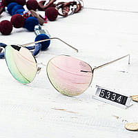 Женские брендовые очки копия Диор круглые , фото 1