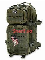Рюкзак тактический 30 литров Max Fuch Assault I OD, 30л  30333B