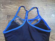 Женский спортивный бюстгальтер размер - M/L, фото 3