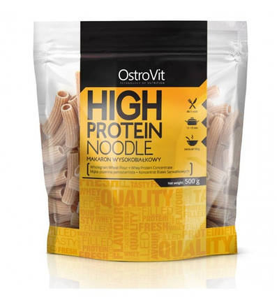 High Protein Noodle OstroVit 500 g, фото 2