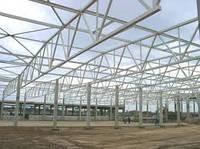 Изготовление и монтаж быстровозводимых зданий и сооружений, ангары