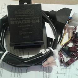 Эмулятор форсунок Stag Е4-U, без разъемов